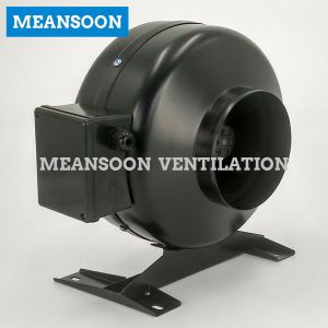 Circular Inline Duct Fan 125 for Exhaust Cooling Ventilating pictures & photos