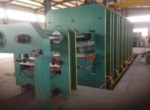 Rubber Sheet Conveyor Belt Hydraulic Vulcanizer Machine pictures & photos
