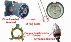 12V Fast Speed Winch with CE pictures & photos