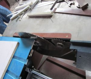 Wood Cutting Machine Saw pictures & photos