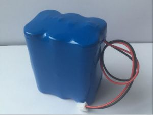 18650 11.1V Lithium Rechargeable Li-ion Battery 12V 4000mAh pictures & photos