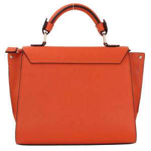 Best Selling and Fashion Women Genuine Leather Handbag (CG8964) pictures & photos