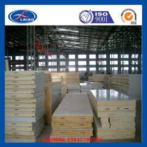 Polyurethane Sandwich Panels pictures & photos