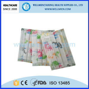 Disposabl Non-Woven Printing Face Mask (WM-PFM141218) pictures & photos