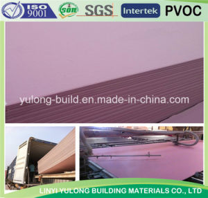 Fire Proof/Fire Resistant Gypsum Board/Plaster Board with High Quality pictures & photos