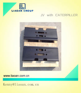 Excavator PC60-3-5 Track Parts of Shoes pictures & photos