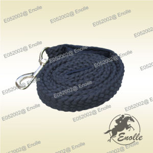 Flat Braided Cotton Horse Lead Roping Rein (E052002)