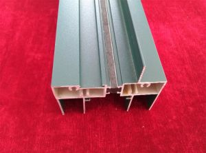 Power Coat Aluminium Profile for Doors and Windows Frame pictures & photos