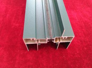 Power Coat Aluminium Profile for Doors and Windows Frame pictures & photos