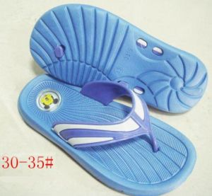 OEM Newly Mould Shinely Beach Flip-Flops pictures & photos