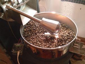 1kg Coffee Bean Roasting Machine/1kg LPG Propane Coffee Roaster pictures & photos