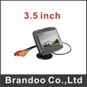 3.5 Inch Stand Type Car LCD Monitor pictures & photos
