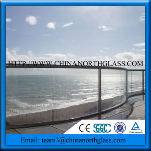 12-19mm Thick Tempered Balustrade Glass pictures & photos