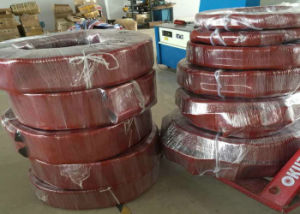 Large Diameter Silicone Tube, Silicone Pipe, Silicone Hose, Silicone Sleeve Special for Corona Roller Made with High Tear Resistant Silicone From Germany Wacker pictures & photos