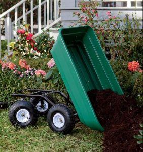 Garden Wagon Tool Cart with Hand Trolleys Cart Tc2145 pictures & photos