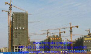 Hongda Nice Quality 3ton to 25 Ton Tower Crane pictures & photos