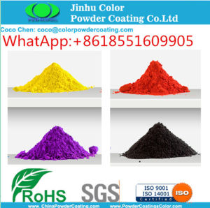 Thermosetting Electrostatic Spray Ral Colors Hybid Powder Coating Paint pictures & photos