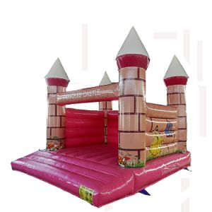 Residential Princess Bounce Castle Inflatable Bouncer for Kids pictures & photos