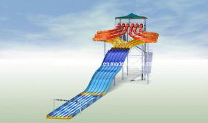 Water Amusement Park Spiral Water Slide pictures & photos
