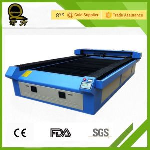 Wood Acrylic Nonmetal CO2 Laser Cutting Machine Price (DW1390) pictures & photos