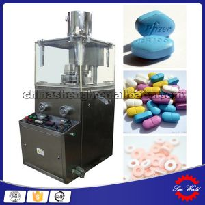 Zp17 Tablet Pressing Machine Type Pharmaceutical machinery pictures & photos