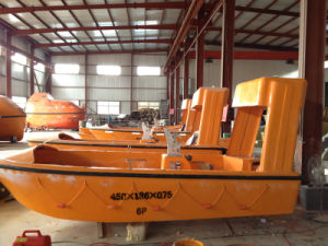 4.5m Rescue Boat with Inboard Diesel Engine for 6 Persons pictures & photos