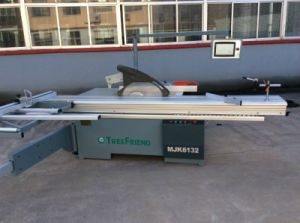 Hxzd-Mj45A Automatic CNC Sliding Table Panel Saw