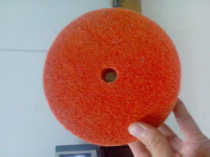 Non-Woven Abrasive Wheel (FPS203) pictures & photos