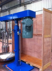 Batch Production Paint Basket Mill pictures & photos