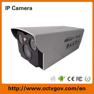 Onvif P2p Megapixel Camera HD CCTV Night Vision Network IP Camera for Outdoor Install pictures & photos