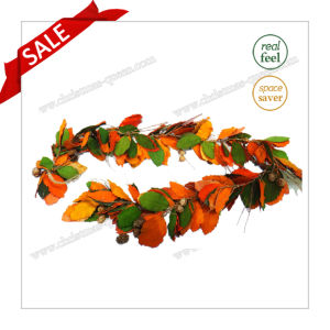 L180cm Christmas Supplies Indoor Christmas Decoration Artificial Garland pictures & photos