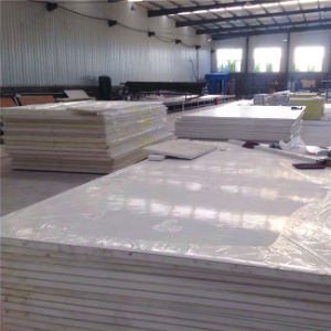 FRP Pre-Laminated Polyurethane Foam Panel for Insulation Container or Box pictures & photos