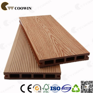 Coowin Anti-Fire WPC Exterior Decking Floor pictures & photos
