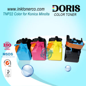 Tnp22 Compatible Color Toner Cartridge for Konica Minolta Bizhub C35 / C35p pictures & photos