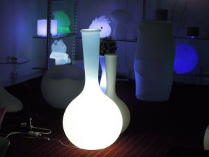 LED Lighting Decorations Vase Floor Lamp, 75cm Flask Lamp (F001) pictures & photos