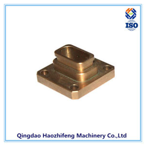 Bronze CNC Machining for Mechanical Processing Parts pictures & photos