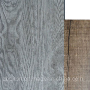 Wood Grain PVC Vinyl Plastic Flooring pictures & photos
