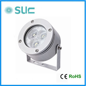 Latest 3W 12V RGB Shopping Indoor LED Lawn Light pictures & photos