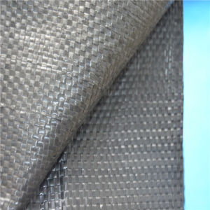UV Resistance PP Weed Control Fabric, PP Woven Geotextile Supplier pictures & photos