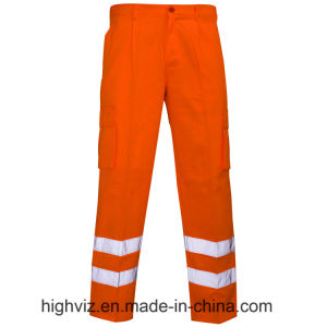 High Vis Combat Trousers with Reflective (C2393) pictures & photos