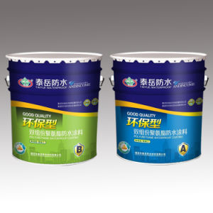 One Component Waterborne Polyurethane Waterproof Coating/Roof Coating pictures & photos