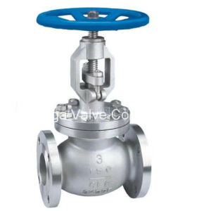 Common API Stainless Steel Globe Valve pictures & photos