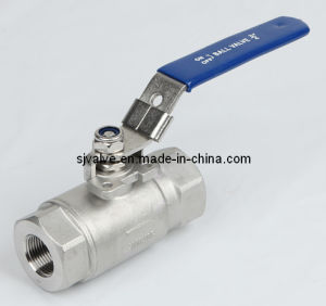 High Pressure 3000psi Double Ball Valve pictures & photos