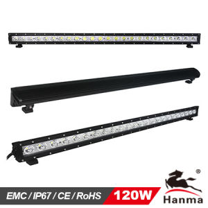 Hml-B1120 120W LED Light Bars CREE LED 10-30V DC Power