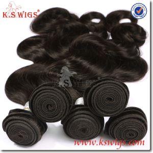 Premium Hair 100% Brazilian Human Hair Extension pictures & photos