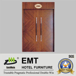 Deluxe Hotel Bedroom Doors (EMT-HD10) pictures & photos