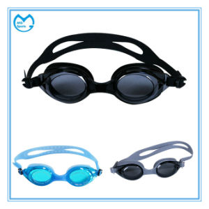 Anti Slip Silicone Gasket Sports Glasses Eyewear for Swimming pictures & photos