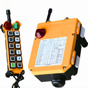 Safe Industrial Radio Remote Control (F24-12D) pictures & photos