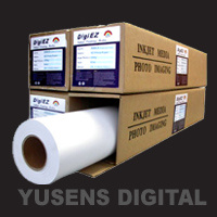 SGS Audited 115GSM-250GSM 44inch High Glossy Inkjet Photo Paper Rolls (CWG-R) pictures & photos