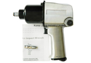 "Handle Exhaust Air Tool 1/2"" Pneumatic Impact Wrench pictures & photos"